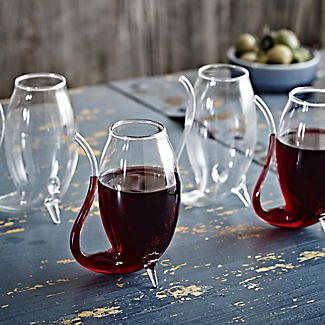 4 Glass Porto Sippers Gift Set alt image 2