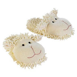 8a818570db22 You can t put a price on peace of mind. All products include our 3 year  guarantee so you can shop with confidence. Fuzzy Feet Sheep Slippers
