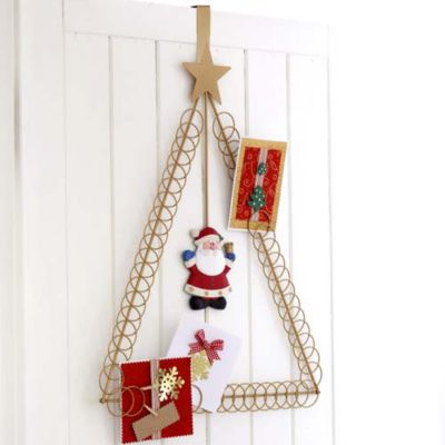 sc 1 st  Lakeland & Santa Overdoor Card Holder | Lakeland