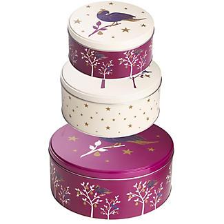 partridge in a pear tree cake tins lakeland. Black Bedroom Furniture Sets. Home Design Ideas