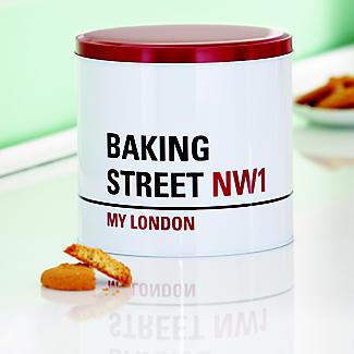My London Range Baking Street Tin