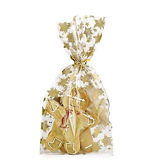 20 Star Festive Treat Bags
