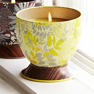 Lemon Verbena Wood Wick Candle