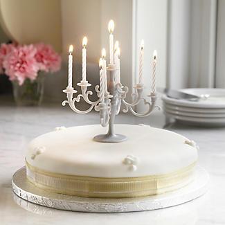 Excellent Cake Candelabra Lakeland Personalised Birthday Cards Arneslily Jamesorg