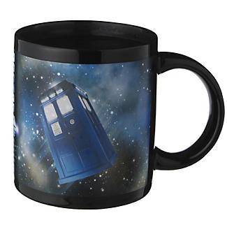 Doctor Who Heat Reveal Mug