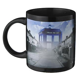 Doctor Who Heat Reveal Mug alt image 4