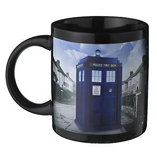 Doctor Who Heat Reveal Mug alt image 5