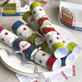 Party Task Crackers