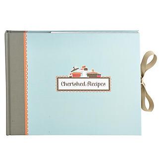Cherished Recipes File