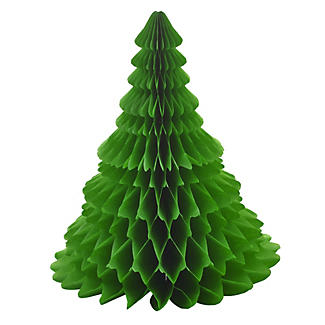 Fold-Out Paper Tree