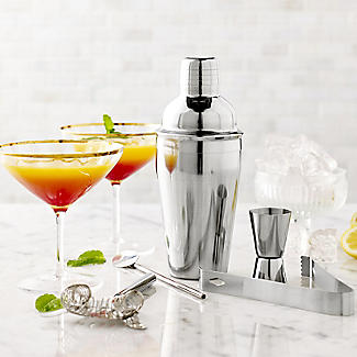 Lakeland Stainless Steel Cocktail Set alt image 2