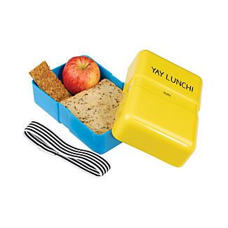 Happy Jackson Yay Lunch Box