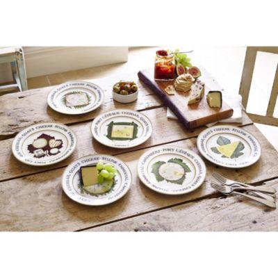 sc 1 st  Lakeland & Porcelain Cheese Plate Christmas Gift Set X6 | Lakeland