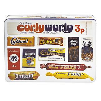 Retro Cadbury's Tin