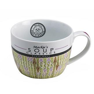 Cream of Asparagus Soup Mug