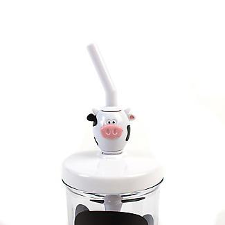 Moo Moo Milk Mix Milkshake Maker & Straw alt image 2