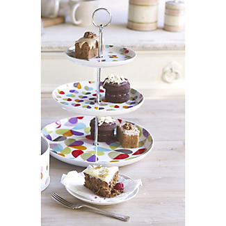 Broken Hearted Tiered Cake Stand
