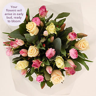 Springtime Bouquet with free express delivery alt image 3