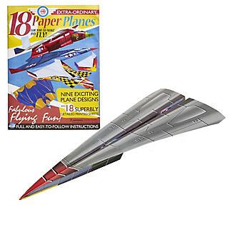 18 Paper Planes