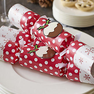 Christmas pudding crackers lakeland christmas pudding crackers solutioingenieria Choice Image