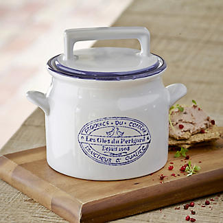 Lidded Terrine Pot