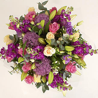 Country Garden Bouquet With Free Express Delivery alt image 3