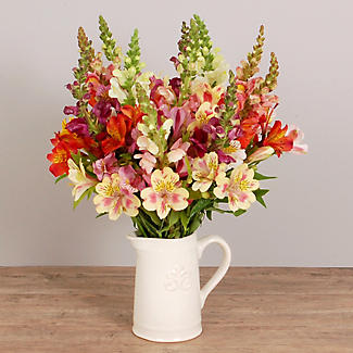 Country Cottage Bouquet Gift Set With Free Express Delivery