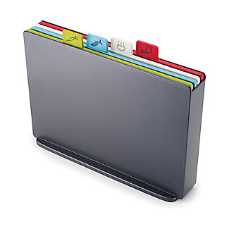 Joseph Joseph Index Chopping Board Set Large Graphite