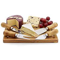 Artesa Cheeseboard and Knife Set