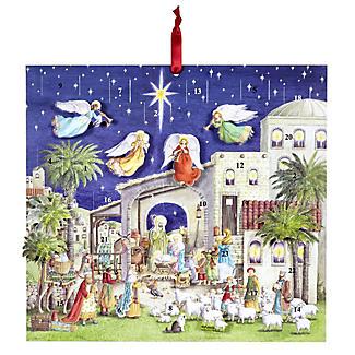 Nativity Advent Calendar