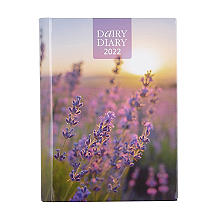 Dairy Diary 2019 with Recipes