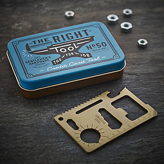 Gentlemans Hardware Credit Card Tool alt image 2
