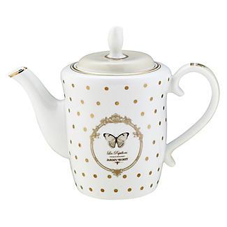 Elegance 1L Teekanne aus Porzellan im Geschenkkarton