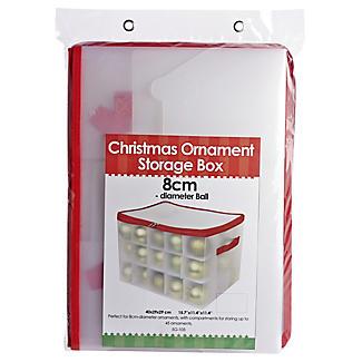 Christmas Ornaments Storage Box alt image 2