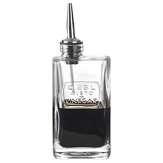 Italian Glass Carafe Vinegar Bottle 250ml