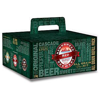 Hawkshead All Grain Lakeland Red Beer Making Refill Kit