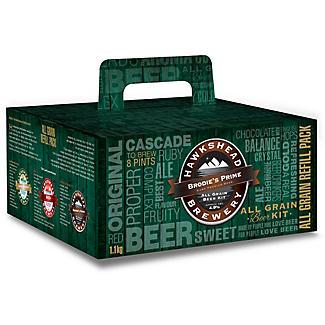Hawkshead All Grain Brodie's Prime Ale Beer Making Refill