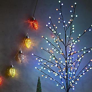Light-Up Bauble Tree alt image 2