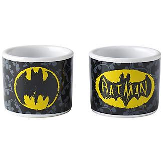 2 Batman Egg Cups
