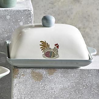 Artisan Hen Butter Dish alt image 2