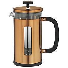 Kaffeebereiter Pisa für 8 Tassen, Kupfer, von La Cafetière