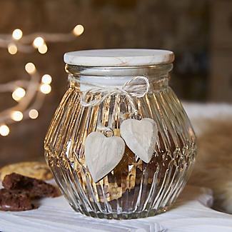 With Love Storage Jar alt image 2