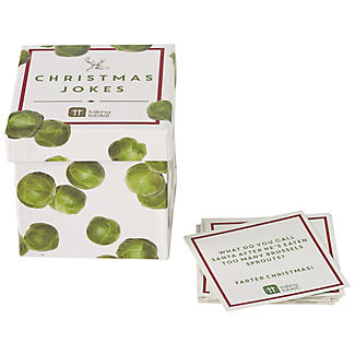 Sprout Christmas Jokes