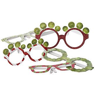 6 Sprout Fun Festive Glasses