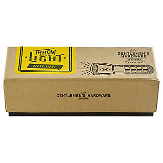 Gentlemen's Hardware LED Torch alt image 2