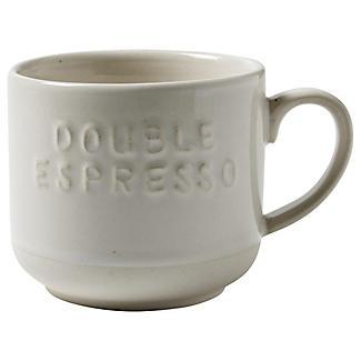 Tasse für doppelten Espresso Origins von La Cafetière