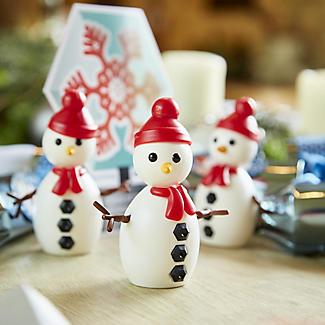 6 Build-a-Snowman Crackers alt image 2