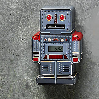 Tin Robot Counting Money Box alt image 2