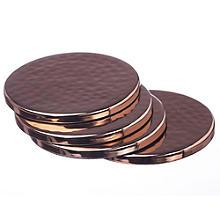 Just Slate 4 Copper Coasters