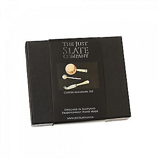 Just Slate Copper Accessories Set alt image 5